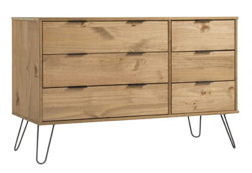 Augusta 3 + 3 Drawer Chest
